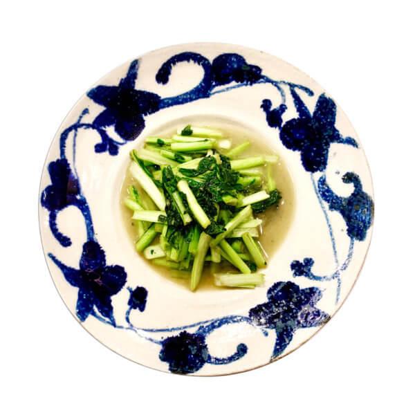 青菜炒め(お休み中)